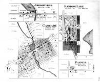 Johnsonville, Cascade, Random Lake, Parnell, Sheboygan County 1902 Microfilm